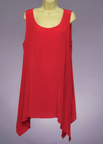 The Rosaleen - Sleeveless Tunic Top